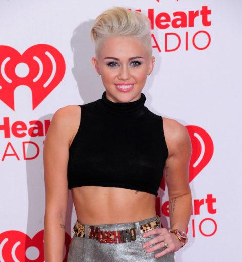 Miley Cyrus recebe proposta para filme pornô
