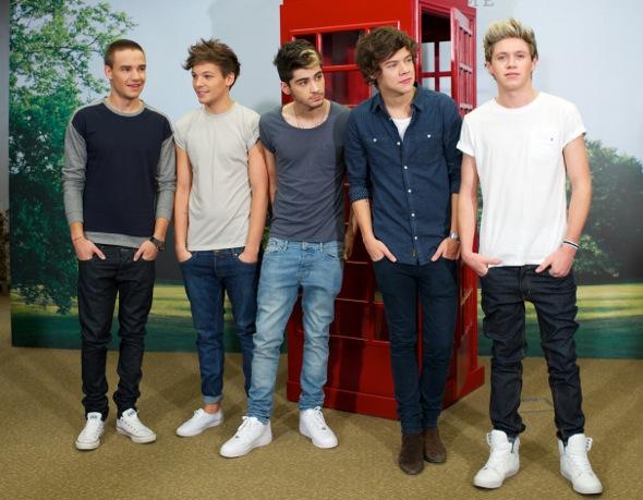 One Direction pode ter seguranças armados em próxima turnê