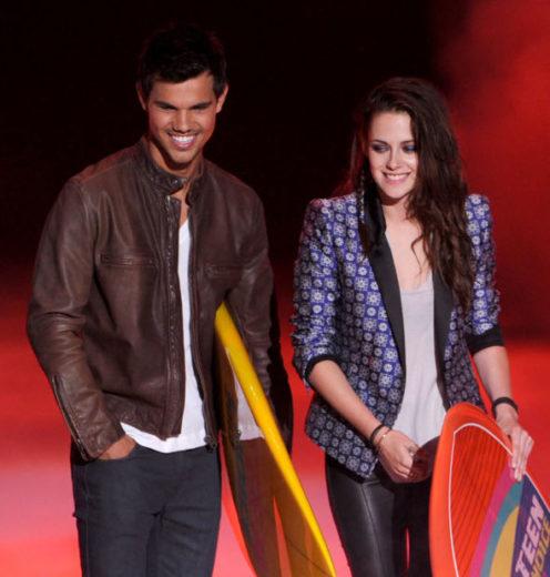 Taylor Lautner fala sobre traição de Kristen Stewart