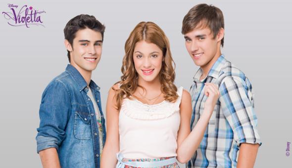 Disney Channel começa a produzir segunda temporada de Violetta