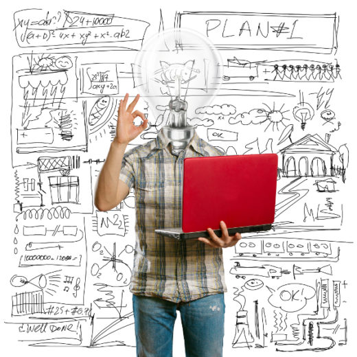 Profissões da Web: Webdesigner