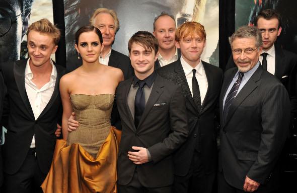 Curta-metragem de Harry Potter está sendo filmado em segredo