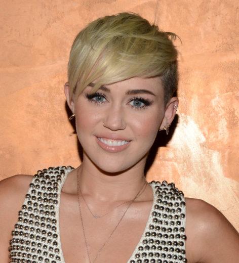 Miley Cyrus pode fazer parte de seriado masculino