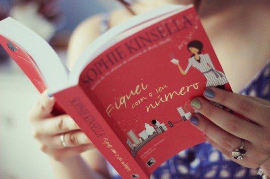 Fiquei com o seu número - Sophie Kinsella