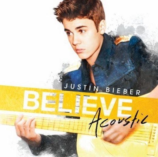 Believe Acoustic chegoooooou!-materia