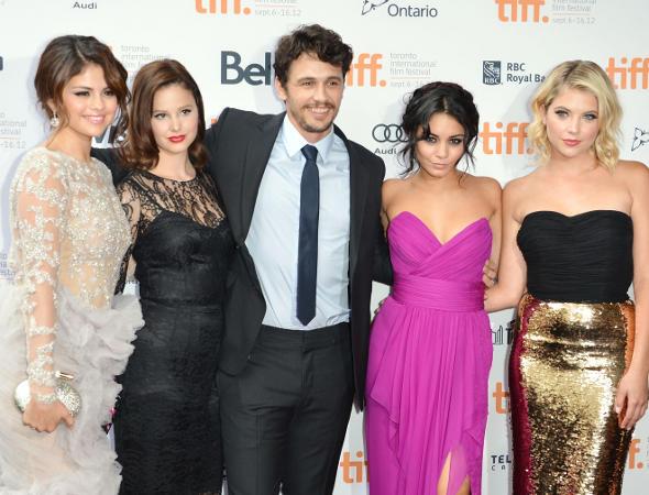 Confira o primeiro trailer de Spring Breakers, com Selena Gomez e Vanessa Hudgens