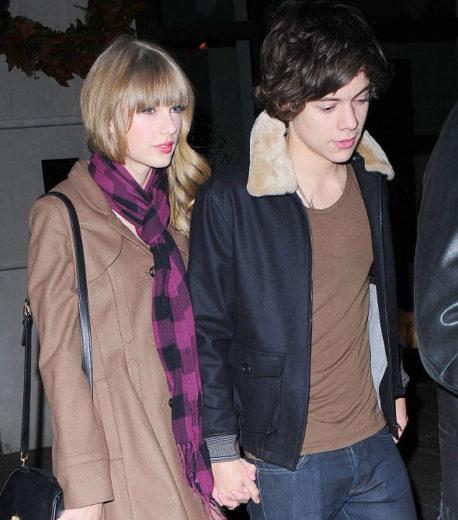 BAPHO!! Taylor Swift e Harry Styles estão separados
