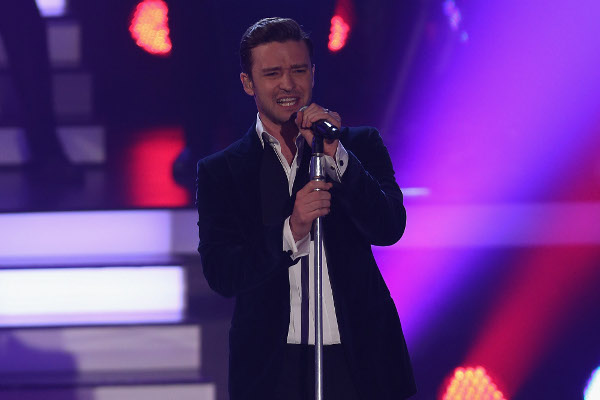 Justin Timberlake dá conselhos a One Direction-materia