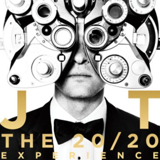Justin Timberlake liberou capa do novo álbum!-materia