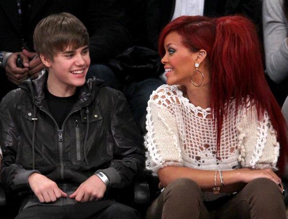 Rihanna e Justin Bieber