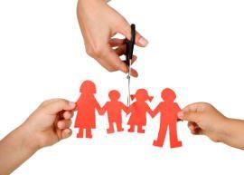 Como lidar com a separação dos pais
