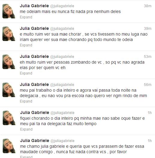 Twitter Julia Gabriele