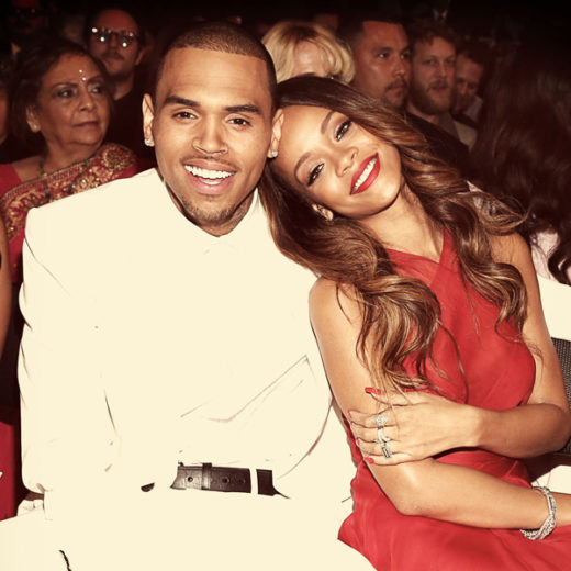 Rihanna e Chris Brown podem estar de casamento marcado