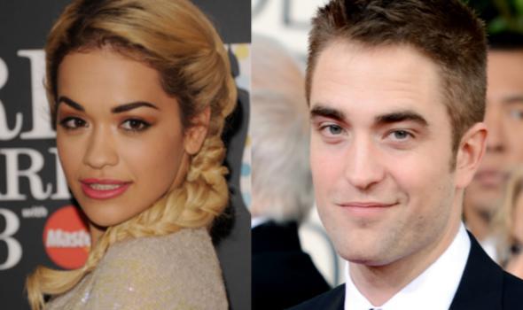 Rita Ora e Robert Pattinson
