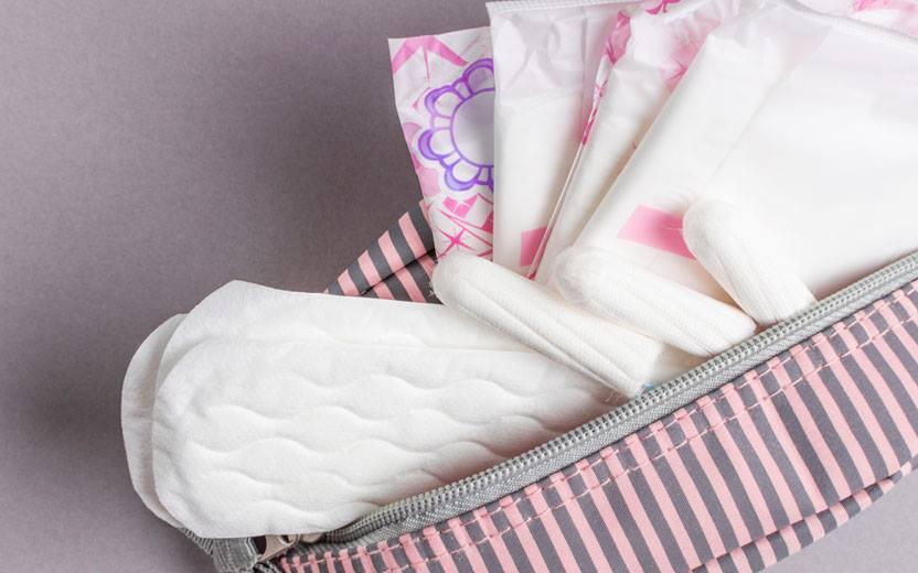 Tire suas dúvidas sobre a primeira menstruação