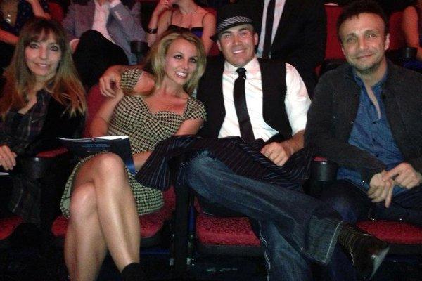 Britney Spears e David Lucado