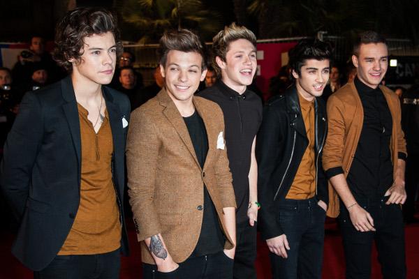 One Direction em premiação