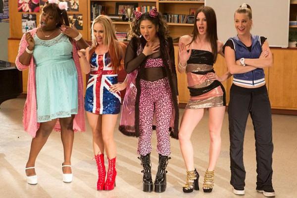 """Glee fará episódio com o sucesso """"Wannabe"""" das Spice Girls-materia"""