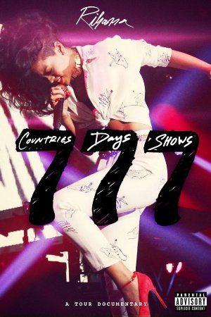 Poster 777 Tour