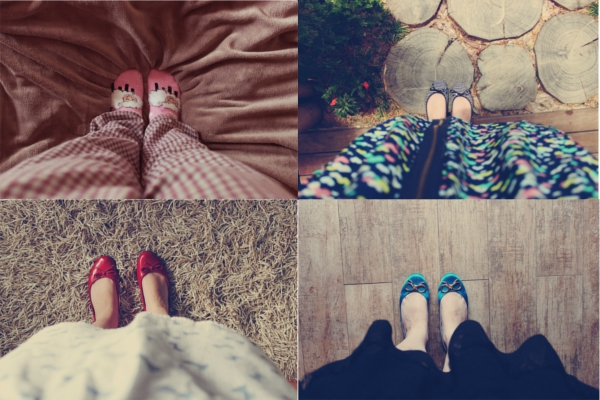 """Projeto """"My feet day by day"""""""