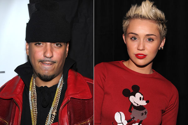French Montana e Miley Cyrus