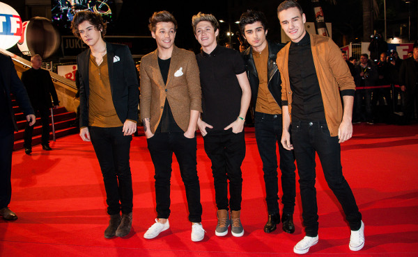 Primeiros ingressos da turnê da One Direction se esgotaram em minutos!