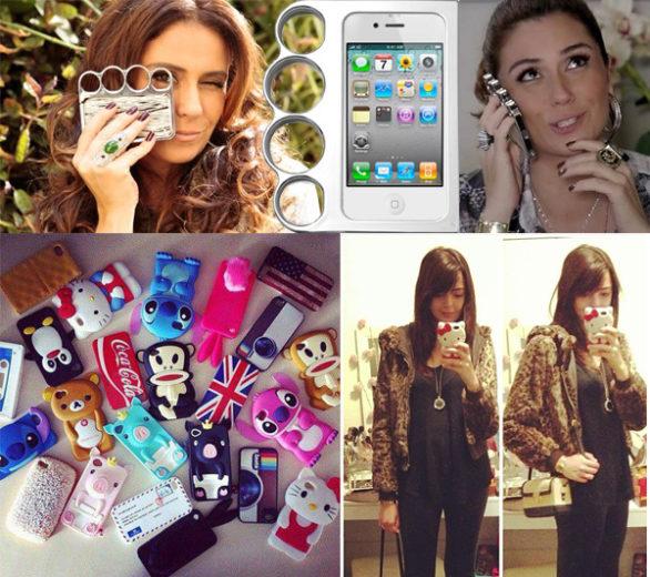 Capas para celular da Crazy Phone