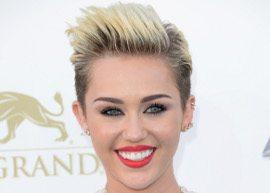 """Miley Cyrus afirma que """"We Can't Stop"""" é mensagem para seus fãs"""