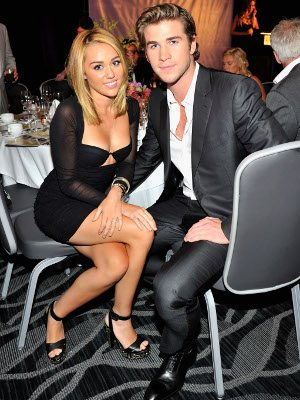 Miley Cyrus e Liam Hemswoth