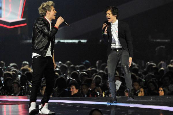Niall Horan e Harry Styles