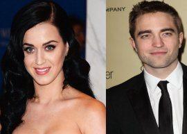 Katy Perry e Robert Pattinson