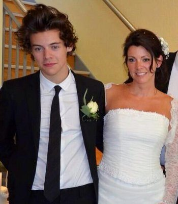 Harry Styles e Anne Cox
