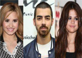 Demi Lovato, Joe Jonas, Selena Gomez
