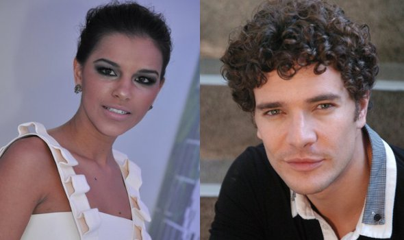 Mariana Rios e Daniel de Oliveira