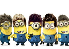 Minions, One Direcrtion