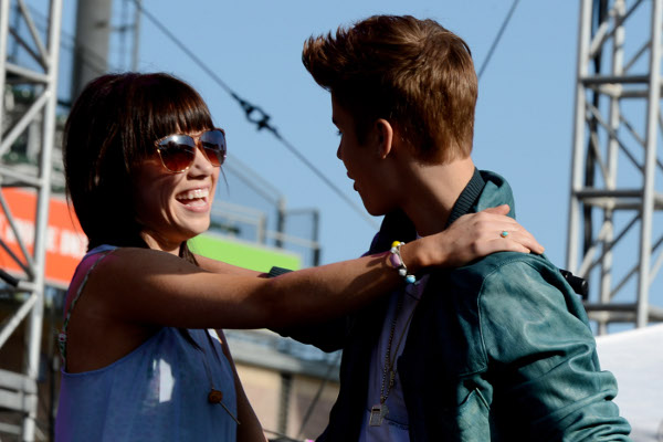 Carly Rae Jepsen e Justin Bieber