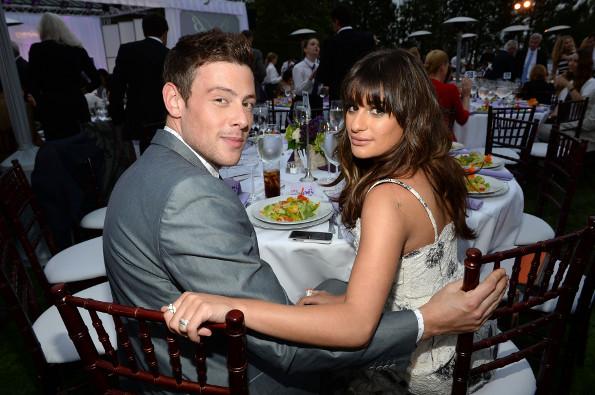 Cory Monteith e Lea Michele