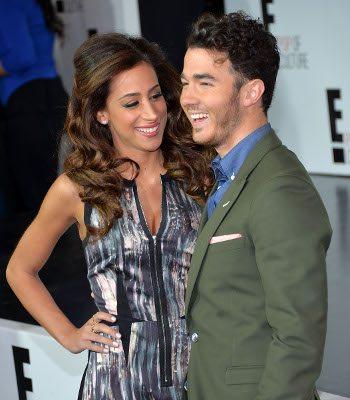 Danielle e Kevin Jonas