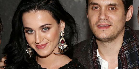 Katy Perry e John Mayer estão juntos novamente