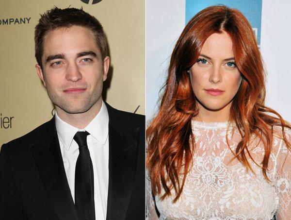 Robert Pattinson e Riley Keough