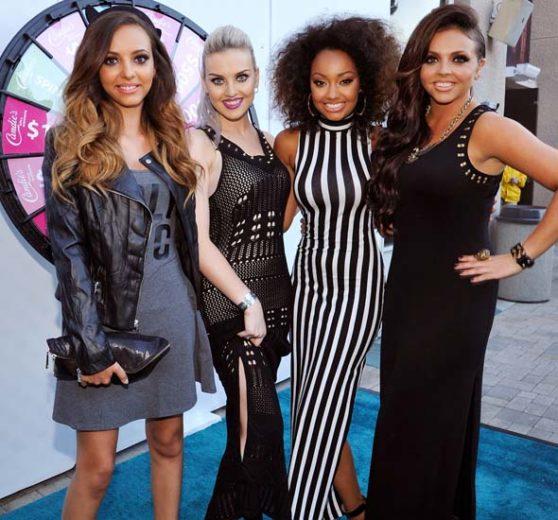 Little Mix no Teen Choice Awards