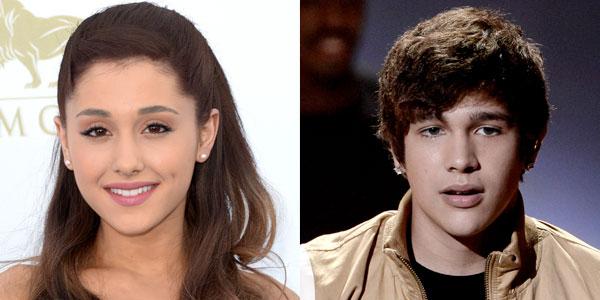 Ariana Grande e Austin Mahone