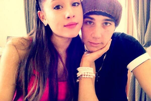 Ariana Grande e Jai Brooks