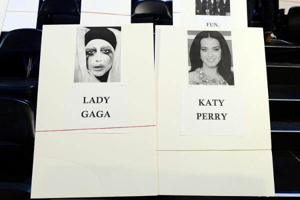 assentos marcados do VMA