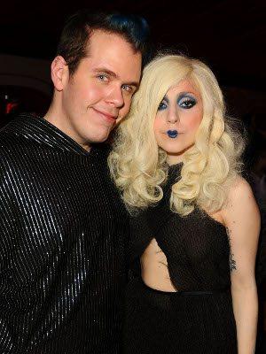 Perez Hilton e Lady Gaga