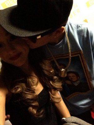 Ariana Grande e Justin Bieber