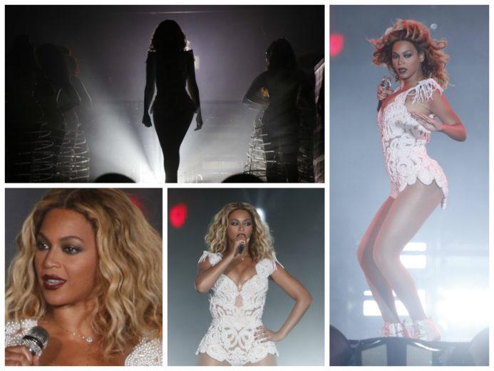 Beyonce no Rock in Rio