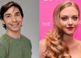 Alerta de novo casal: Justin Long e Amanda Seyfried
