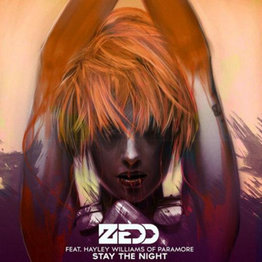 capa parceria Hayley Williams e DJ Zedd