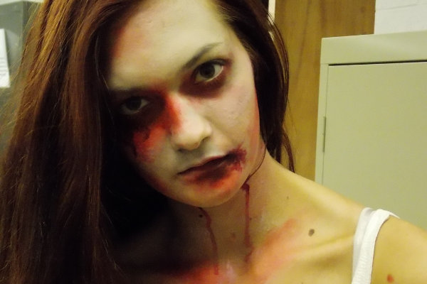 Maquiagem halloween Tipos